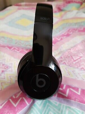 Beats by Dr. Dre Solo3 Wireless Headband Headphones - Gloss Black