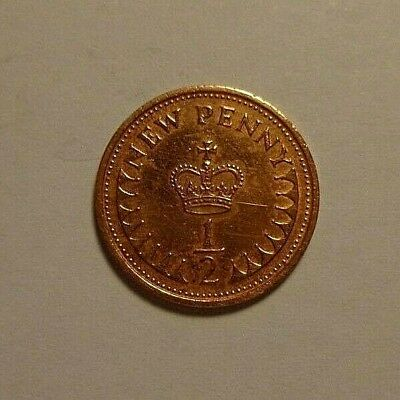1/2 PENCE HALFPENNY DECIMAL 1971-1980 YOUR CHOICE OF YEARS - Ref 068 - 074