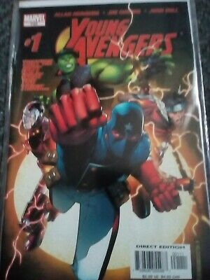 Young Avengers #1 1st Print 1st Appearance of Kate Bishop/Hawkeye.Disney+ Marvel