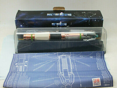 Doctor Who Sonic Screwdriver 11th Doctor's Universal Remote Control Unused Boxed