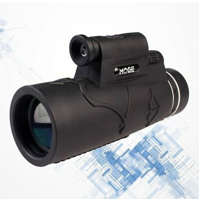 50x60 Monocular 50X Magnification Portable Night Vision Prism Monocular Scope