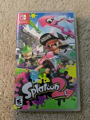 SPLATOON 2 Game for the NINTENDO SWITCH