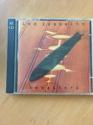 Led Zeppelin Remasters Dbl Cd Album
