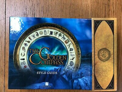 Golden Compass Collectible Style Guide