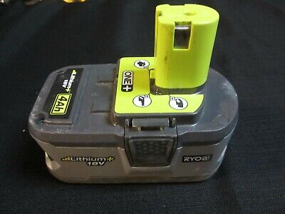 Ryobi 18Volt P108 18V One Plus Lithium-Ion High Capacity Battery 4.0ah