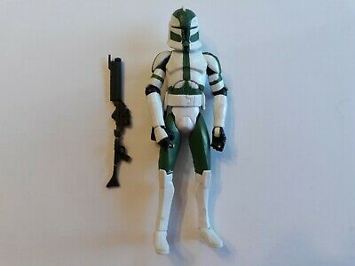 STAR WARS CLONE Commander Gree
