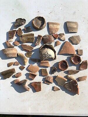Real Roman/Ancient Pottery