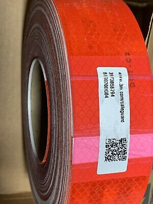 """3M 983-32-7 Conspicuity Tape Roll Of 2"""" X 150'"""