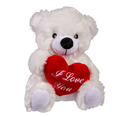 Peluche Ours I Love You - Neuf