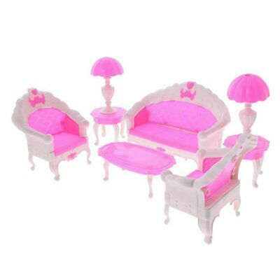 Assorted Doll Accessories Bedroom furniture Cookware Dinnerware Dollhouse S H7C6