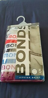 5 Pack BONDS Mens Underwear Guyfront Trunks Briefs Boxer Shorts Undies XXL B23