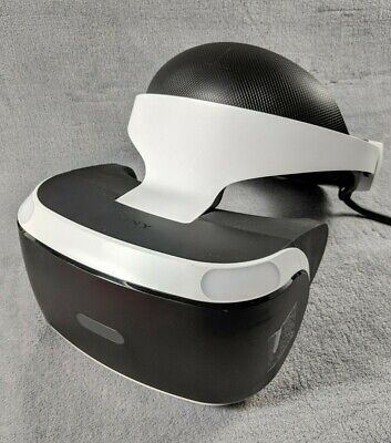 Sony PlayStation 4 Virtual Reality VR Headset PS4