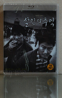 MEMORIES OF MURDER ( Blu-ray )/ Bong Jun ho / English