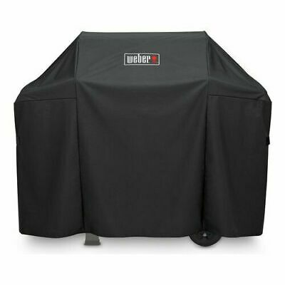 WEBER 7183 Premium Grill/ Bbq Cover.