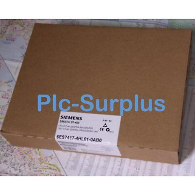 1PC New In Box Siemens 6ES7414-4HJ00-0AB0 6ES7 414-4HJ00-0AB0 1 year warranty