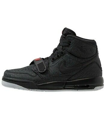 check out 018ad a6b1d SCARPE NIKE AIR Jordan Legacy Sneakers Alte Nere 40 Nuove