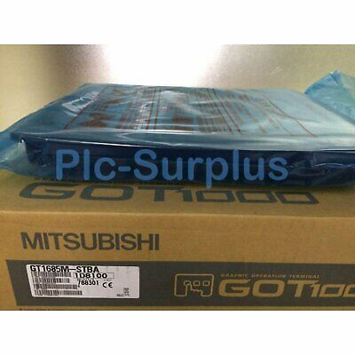 New Mitsubishi GT1685M-STBA TOUCH PANEL GT1685MSTBA 1 year warranty