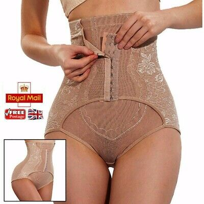 Ladies Magic High Waist Slimming Knickers Briefs Pull Me In Hold In Pants UK Hot