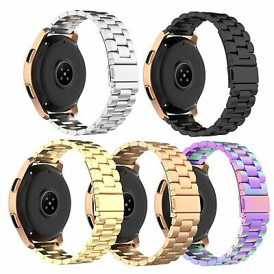 20mm Replacement Stainless Steel Link Bracelet Strap For Many Brands Watch Bands