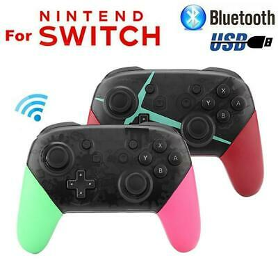 Universal Wireless BT Pro Controller Gamepad Joypad For Nintendo Switch Pro HOT