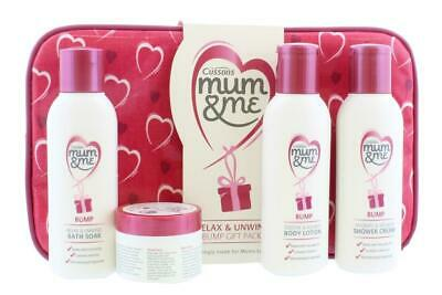 Cussons Mum & Me Relax & Unwind Bump Gift Pack