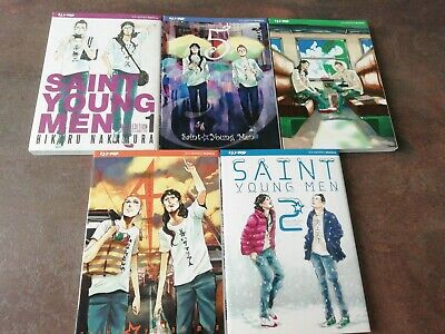 Saint young men 1/5 (1 Holy edition lucca comics and games 2013) j-pop
