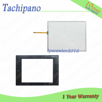Protective film for Mitsubishi GT1275-VNBD GT1275VNBD with touch screen panel