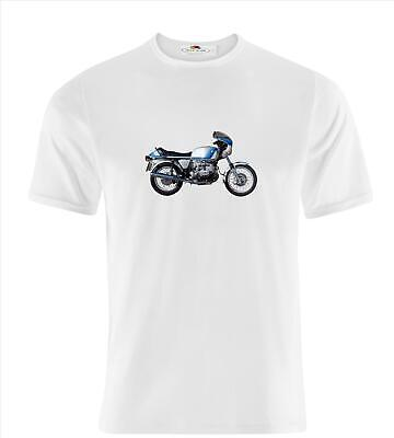 Motorcycle t shirts BMW R100S 1980  Fruit of the loom various colours