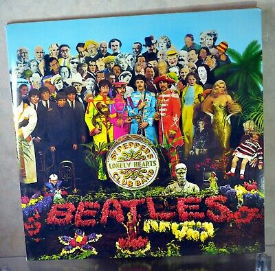 The Beatles - Sgt Peppers Lonely Hearts Club Band -  2012 Remaster - 180g