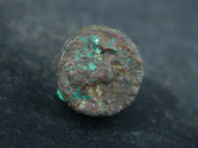 Ancient Bronze seal/stamp Bactrian 300 BC #BR6543