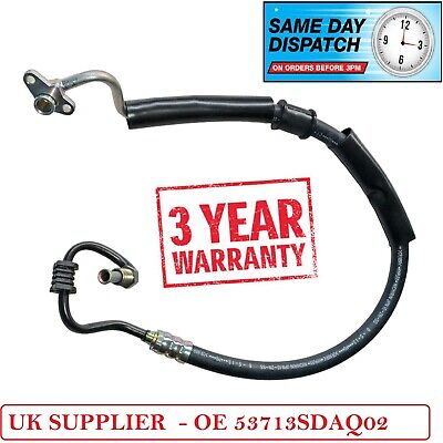 Honda Accord 2002-2007  High Pressure Power Steering Hose Pipe - Uk Supplier