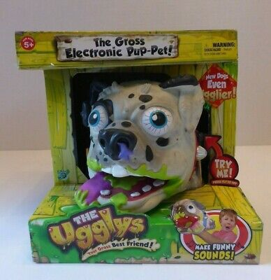 THE UGGLYS GROSS Best Friend Electronic Talking Sounds