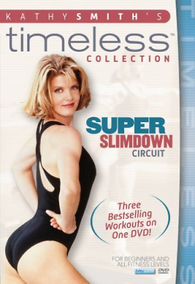 Smith,Kathy-Kathy Smith Timeless:super Slimdown C (Us Import) Dvd New