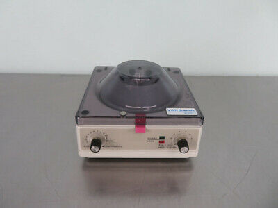 VWR Model V Micro Centrifuge with Warranty SEE VIDEO