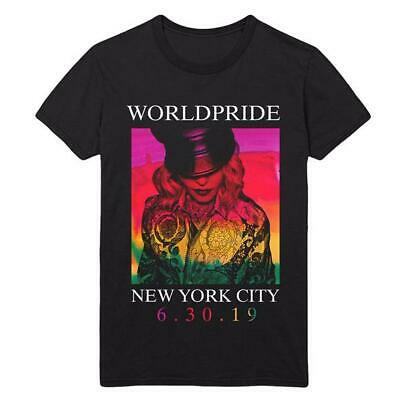 Madonna  Madame X World Pride Official New York Limited Edition T-Shirt Xl Crave