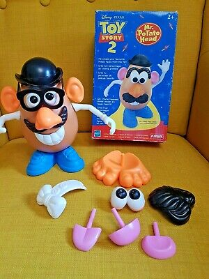 Original *Boxed* Disney Pixar Toy Story 2 Mr Potato Head Playskool Hasbro