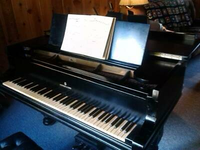 Antique Steinway Grand A Piano 1886