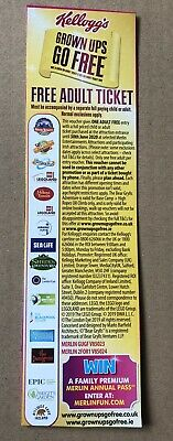 2 for 1 Ticket Legoland Alton Towers Madame Tussauds London Eye Dungeons & More