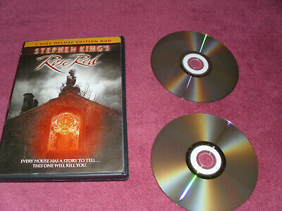 Rose Red DVD (OOP)--Stephen King