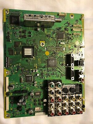 PANASONIC MODEL TH-50PX77U  MAIN BOARD # TNPH0692 1 A Hdmi Rca