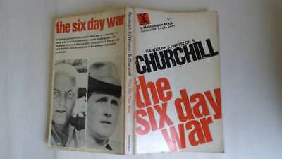 Good - The Six Day War - Churchill, Randolph S. and Churchill, Winston S. 1967-0