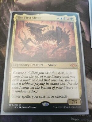 1x The First Sliver MTG Modern Horizons NM Free Shipping