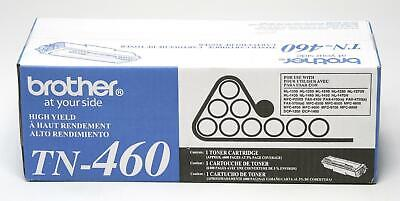 Brother TN-460 High Yield BLACK Toner for HL-1030 / MFC-9700 / DCP-1400 GENUINE