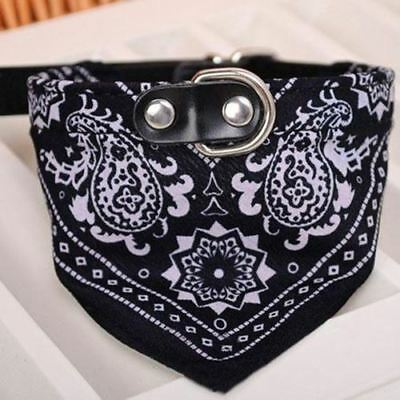 1Pc Lovely Pet Dog Scarf Collar Adjustable Puppy Bandana Quality Pet Cat Tie Col