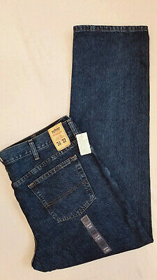 Mens Urban Pipeline Regular Fit Jeans 38x32 401 Dark StoneWash W38L32 100%Cotton