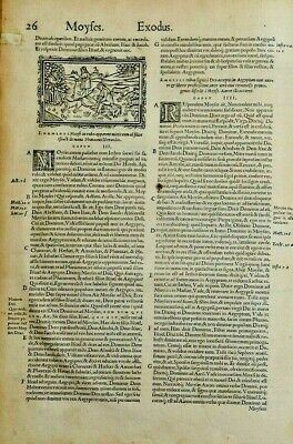 Lyones Bible Collection of TWO Incunable   High Quality  Print  New