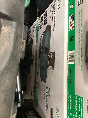 Zoeller (1461-0006) - 3/4HP (15GPM) Cast Iron Shallow Well Pump (Made in USA)