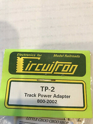 Circuitron 800-2002 TP-2 Track Power Adapter NEW
