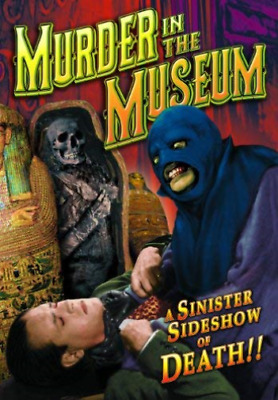 WALTHALL,HENRY-MURDER IN THE MUSEUM (Importación USA) DVD NUEVO