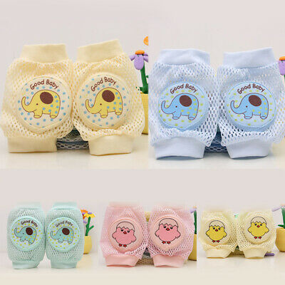 Toddlers Baby Safety Knee Pads Infant Children Short Kneepad Crawling Protector